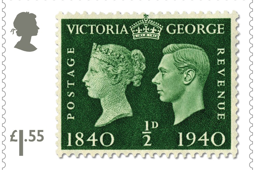 History of Royal Mail stamps celebrated with 'stamp classics' issue
