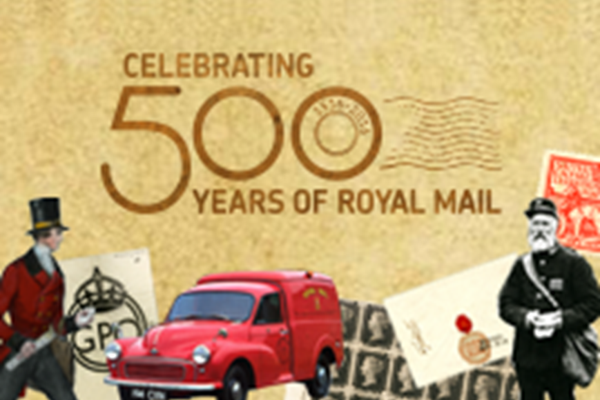By land, sea and air: 500 years of delivering the mail